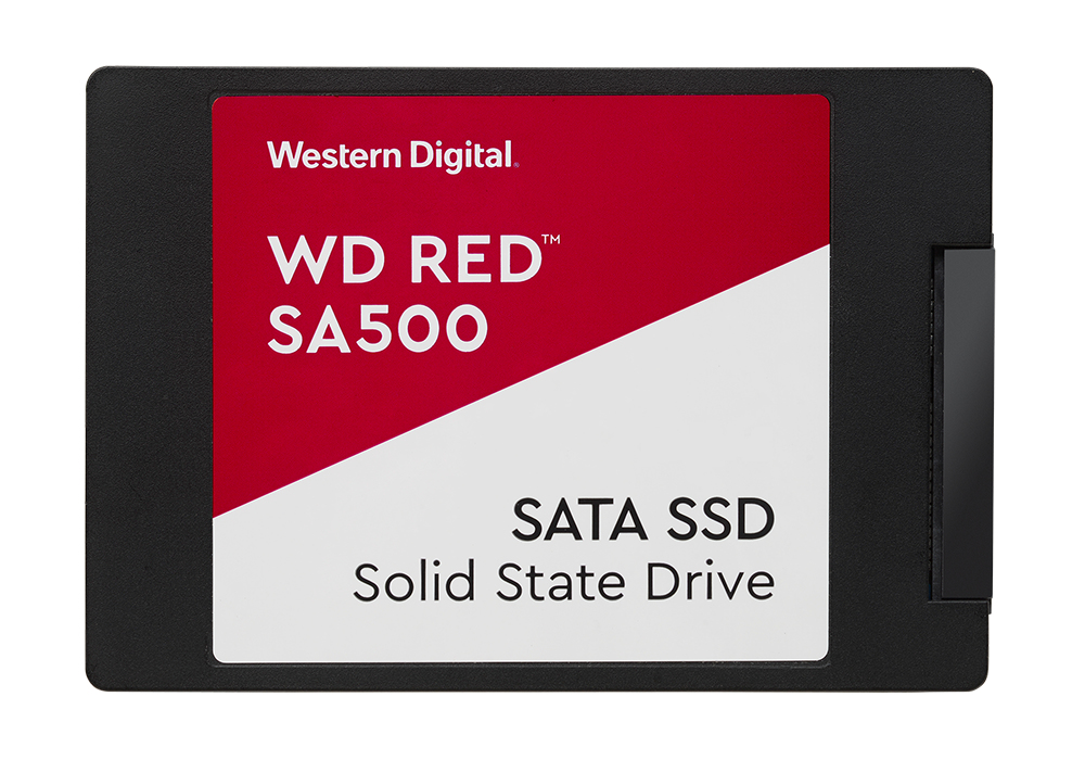 "Western Digital Red SA500 2.5"" 1000 GB Serial ATA III 3D NAND"