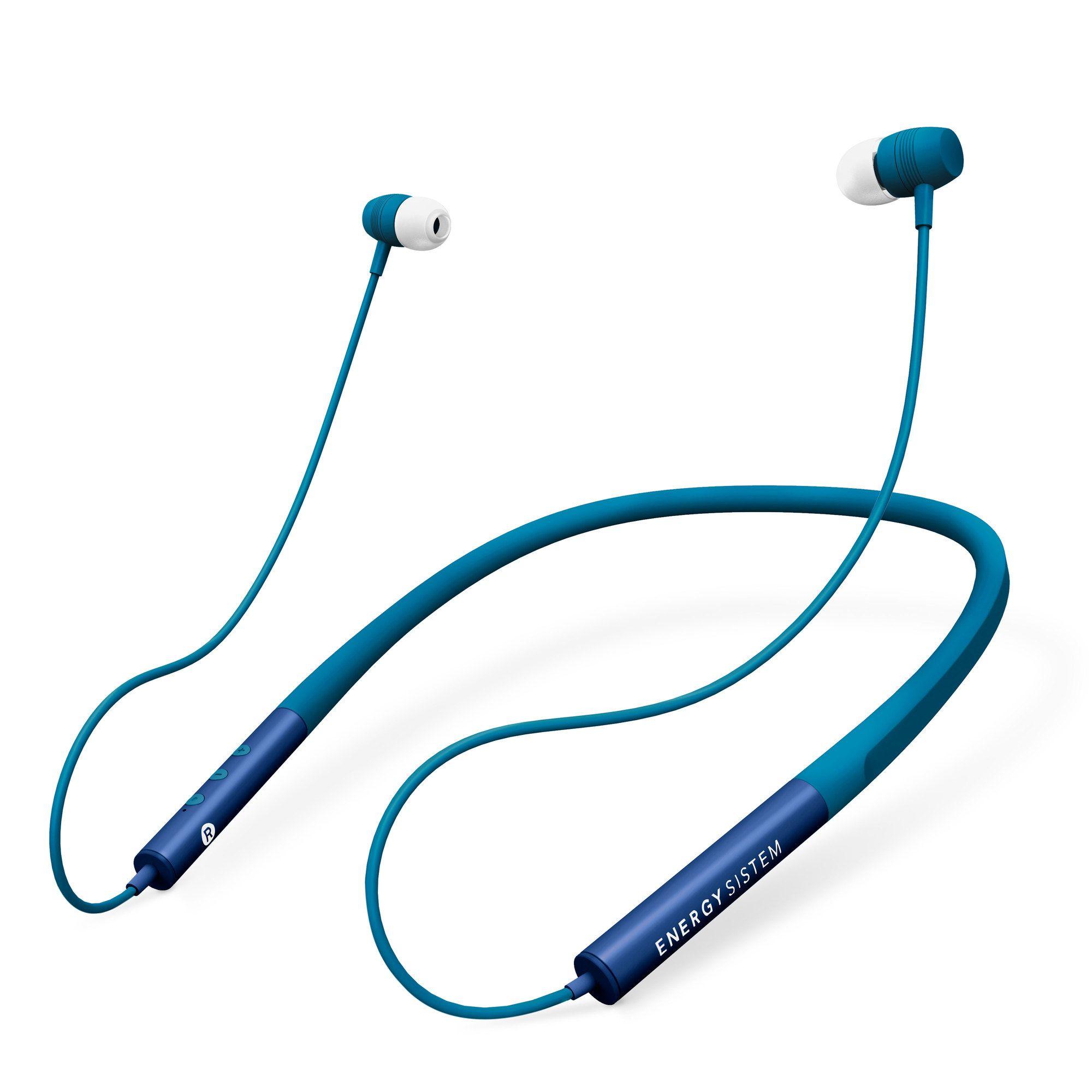 Energy Sistem Neckband 3 Auriculares Banda para cuello Azul