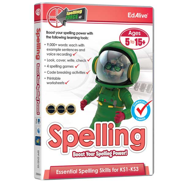 Avanquest Spelling Force v2