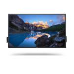"DELL C5522QT Interactive flat panel 54.64"" LCD 4K Ultra HD Black Touchscreen"