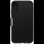 OtterBox Strada mobile phone case 16,5 cm (6.5 Zoll) Folio Schwarz