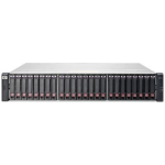 Hewlett Packard Enterprise MSA 1040 1200GB Fibre Channel Rack (2U) Black,Grey