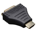 Tripp Lite DVI to HDMI Cable Adapter (DVI-D to HDMI F/M)