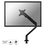"Newstar NM-D900BLACK 30"" Black flat panel desk mount"