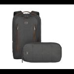 "Wenger/SwissGear CityUpgrade 16"" notebook case 40.6 cm (16"") Backpack Grey"