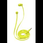 Trust Duga Auriculares Dentro de oído Amarillo