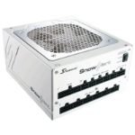 Seasonic Snow Silent 750 power supply unit 750 W ATX White