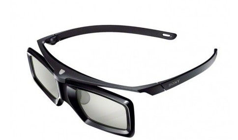 Sony TDG-BT500APSE Black stereoscopic 3D glasses