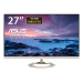 "ASUS Designo MX27UC LED display 68,6 cm (27"") 4K Ultra HD Flat Zwart, Goud"