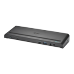 i-tec USB 3.0 / USB-C / Thunderbolt 3, 3x 4K Docking Station + Power Delivery 85W