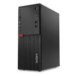 Lenovo ThinkCentre M710 3.9GHz i3-7100 Tower Black PC