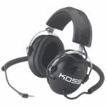 Koss QZ99 Black Circumaural Head-band headphone