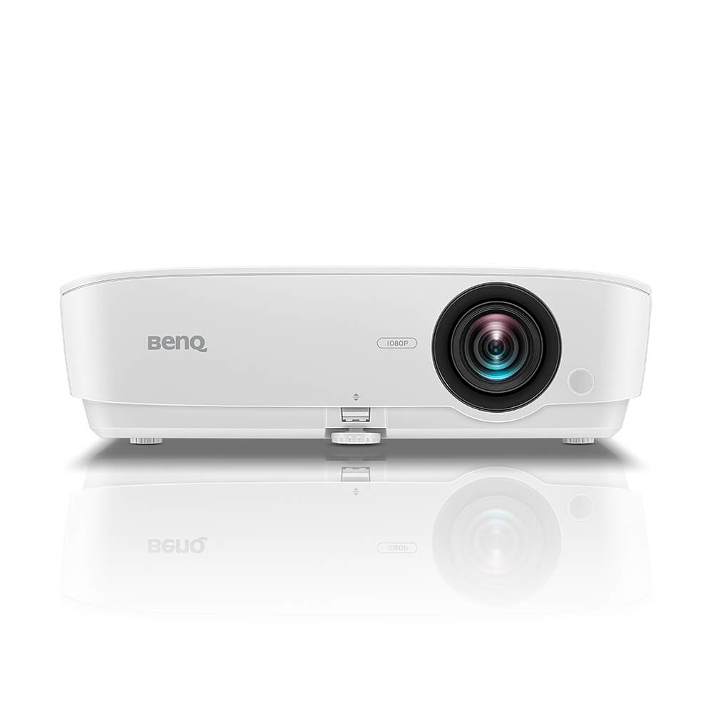 Benq TH535 beamer/projector 3500 ANSI lumens DLP WUXGA (1920x1200) 3D Desktopprojector Wit