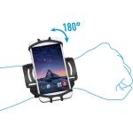 Mobilis 030004 handheld device accessory Hand strap Black