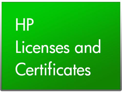 Hewlett Packard Enterprise VMware vSphere Standard to Enterprise Plus Upgrade 1 Processor 5yr E-LTU 1 license(s)