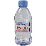 EVIAN 33CL STILL WATER PK24