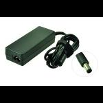 2-Power ALT1553A Indoor 90W Black power adapter/inverter