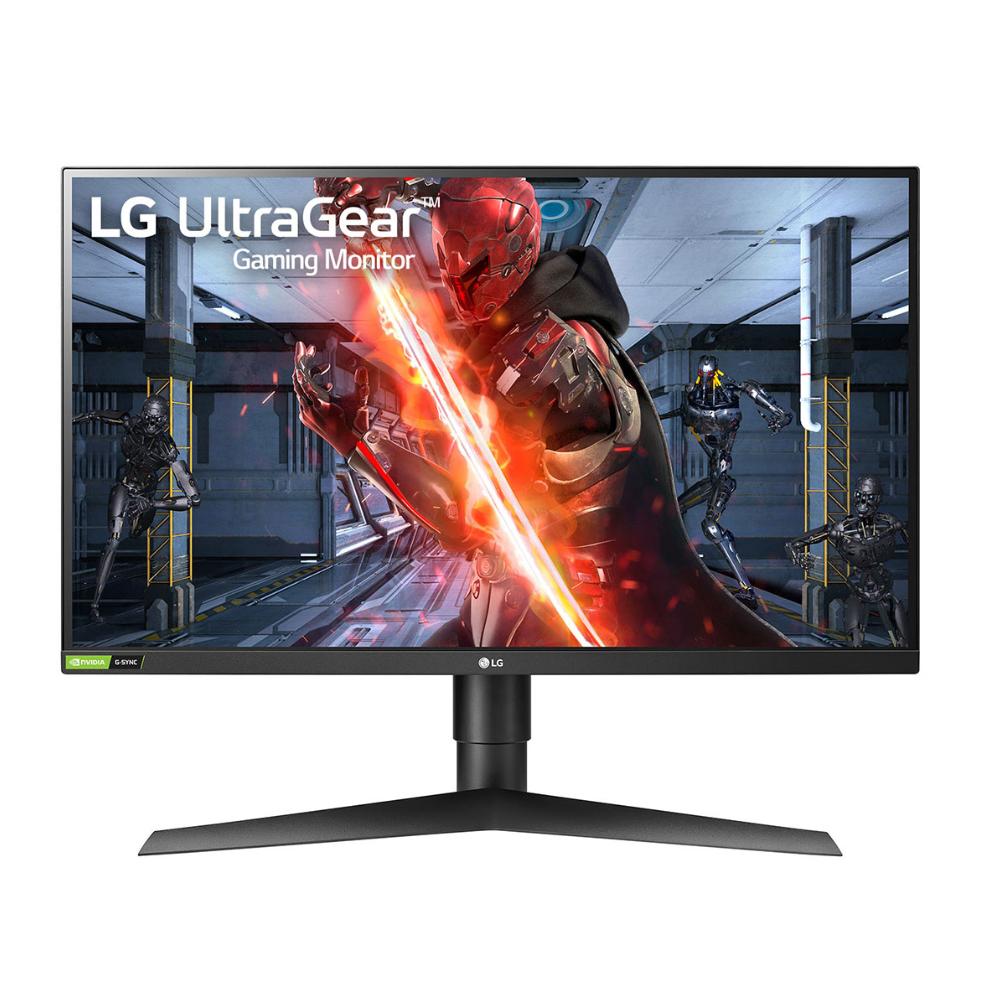 "LG 27GN750-B LED display 68,6 cm (27"") 1920 x 1080 Pixeles Full HD Negro, Rojo"