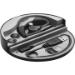 Jabra Motion Travel & Charge Kit Auto, Binnen, Buiten Zwart