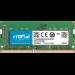 Micron CT8G4S24AM módulo de memoria 8 GB DDR4 2400 MHz