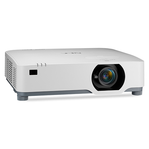 NEC NP-P605UL data projector 6000 ANSI lumens 3LCD WUXGA (1920x1200) Desktop projector White