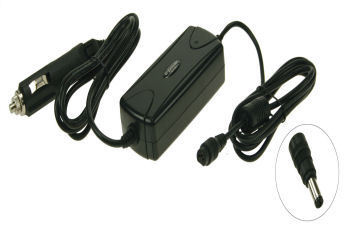2-Power CAC0626A Auto 72W Black power adapter/inverter