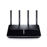 TP-LINK AC3150 Wireless MU-MIMO Gigabit Router Dual-band (2.4 GHz / 5 GHz) Gigabit Ethernet Black wireless router