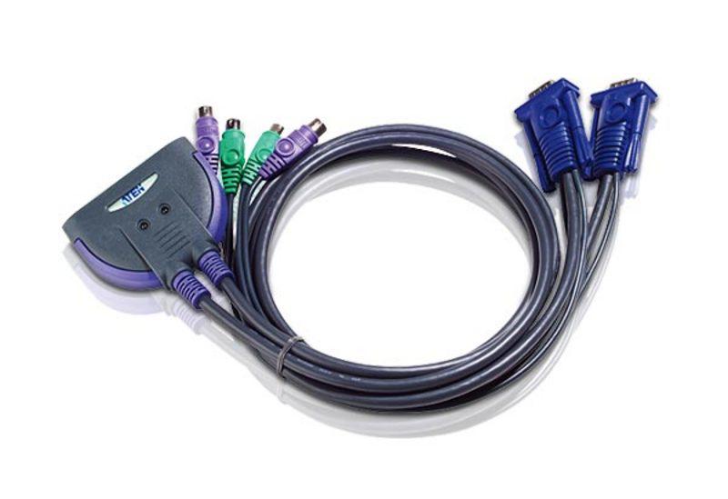 Aten CS62S KVM switch