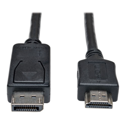 Tripp Lite DisplayPort to HDMI Cable Adapter (M/M), 0.91 m