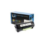 Click, Save & Print Remanufactured Lexmark 60F0HA0 Black Toner Cartridge