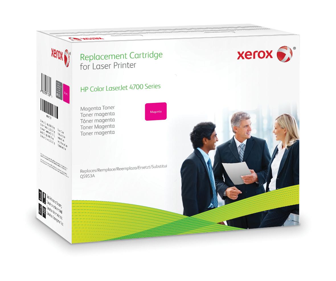 Xerox Cartucho De Tóner Magenta. Equivalente A Hp Q5953A