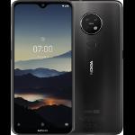 """Nokia 7.2 16 cm (6.3"""") 4 GB 64 GB Dual SIM Charcoal 3500 mAh"""