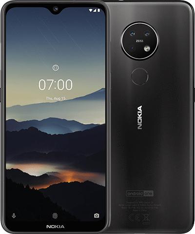 Nokia 7.2 16 cm 6.3
