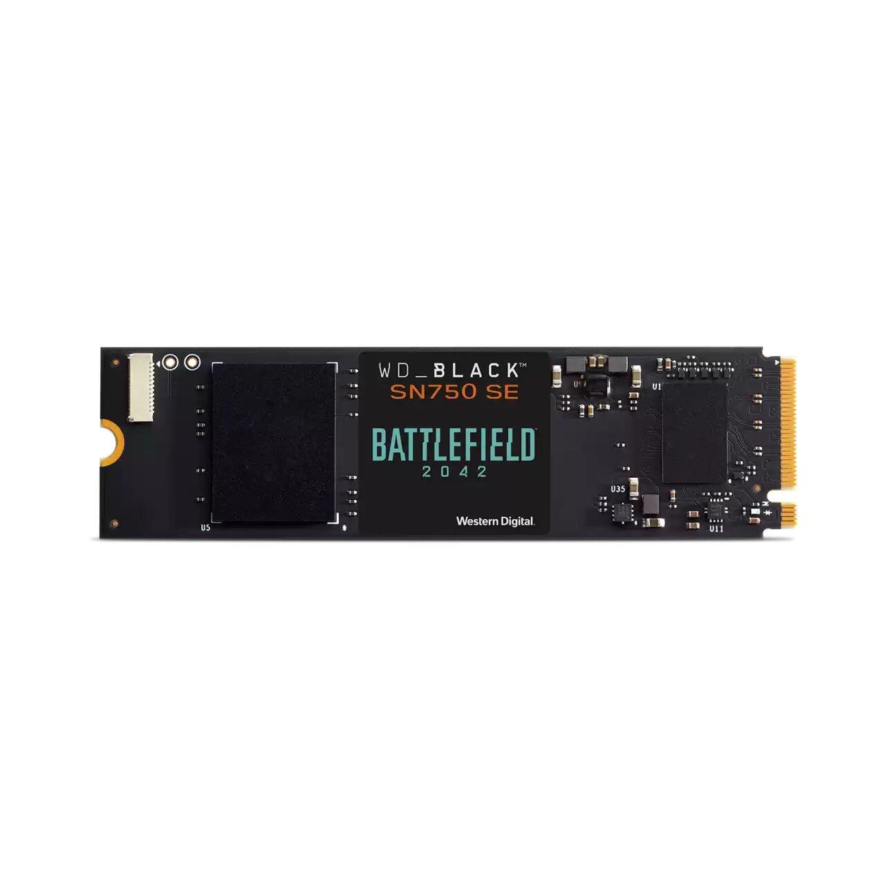 SanDisk SN750 SE M.2 1000 GB PCI Express 4.0 NVMe