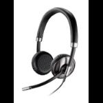 Plantronics Blackwire C720 Binaural Head-band Black headset