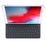 Apple Smart mobile device keyboard QWERTZ Swiss Black Smart Connector