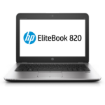 "HP EliteBook 820 G3 Black,Silver Notebook 31.8 cm (12.5"") 1920 x 1080 pixels 6th gen Intel® Core™ i5 i5-6200U 4 GB DDR4-SDRAM 500 GB HDD"