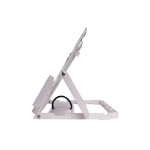 Panasonic PCPE-CDS4KDD Tablet Multimedia stand White multimedia cart/stand