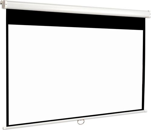 "Euroscreen C1617-D projection screen 177.8 cm (70"") 16:10 Black, White"