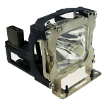 ProjectorEurope Generic Complete Lamp for PROJECTOREUROPE TRAVELER 787 projector. Includes 1 year warranty.