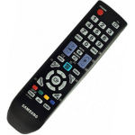 Samsung BN59-00942A IR Wireless press buttons Black remote control