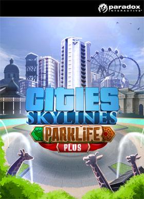 Nexway Cities: Skylines-Parklife Plus Video game downloadable content (DLC) PC/Mac/Linux Español