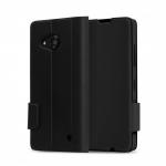 "Mozo Flip Cover Lumia 550 4.7"" Flip case Black"