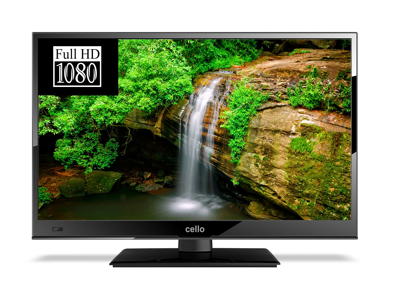 "Cello C22230T2 22"" Full HD Black LED TV"