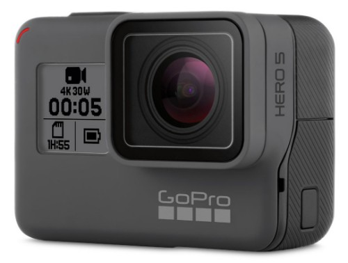 GoPro HERO5 Black action sports camera 4K Ultra HD 12 MP Wi-Fi