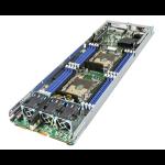 Intel HNS2600BPB24R placa base para servidor y estación de trabajo Intel® C621