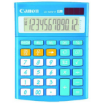 CANON MINI DESKTOP CALCULATOR BLUE
