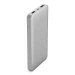 Belkin Pocket Power 10K power bank Silver Lithium Polymer (LiPo) 10000 mAh