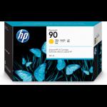 HP 90 Original Gelb 1 Stück(e)