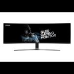 "Samsung C49HG90DMR 124.5 cm (49"") 3840 x 1080 pixels 4K Ultra HD QLED Black"